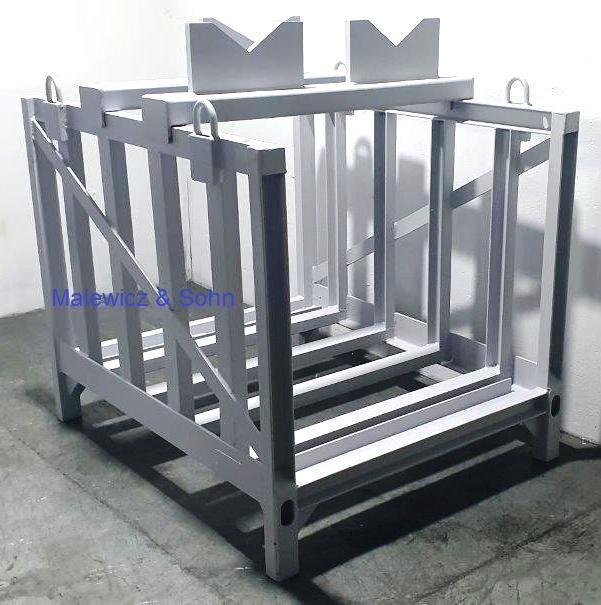 Transportgestell für Zylinder kurz