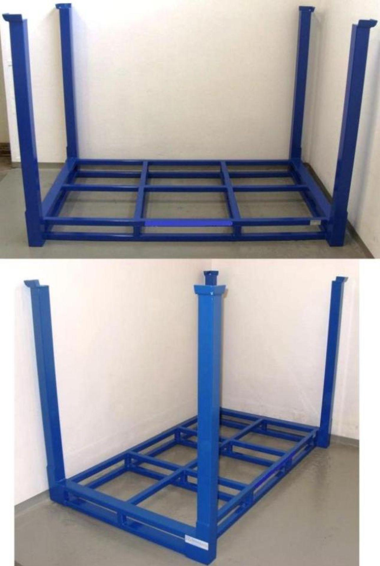 Rungengestell für Baumarkt