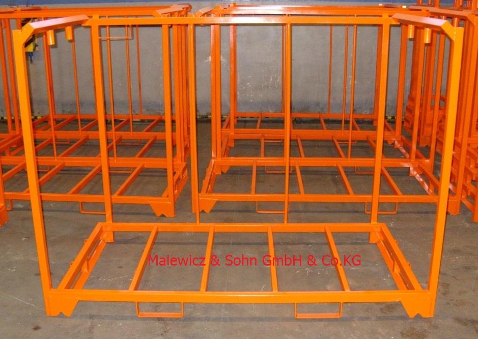 Lagergestell nestbar Grundfläche 2130 x 1040