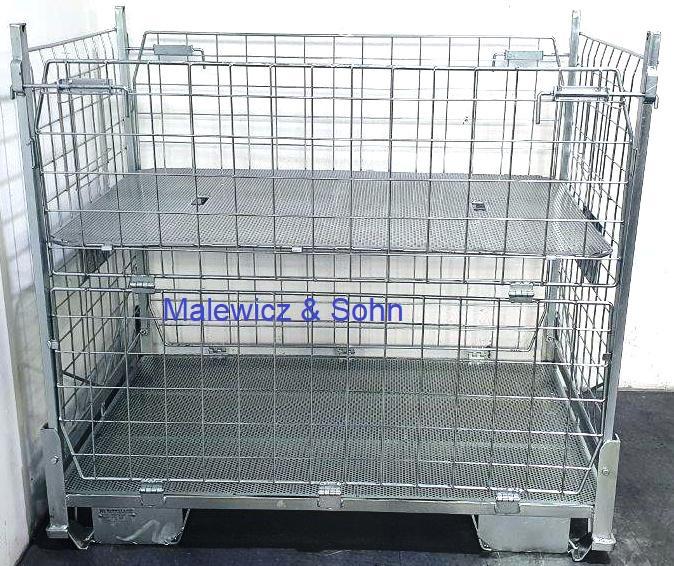 Sondergitterbehälter für Kunststoffe