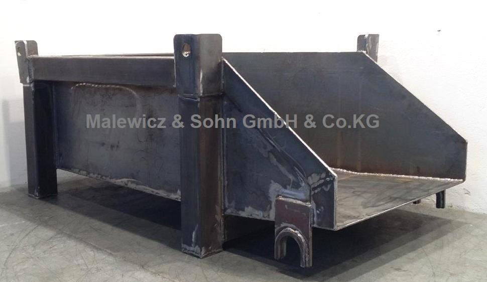 Kippbehälter bis 2000 kg