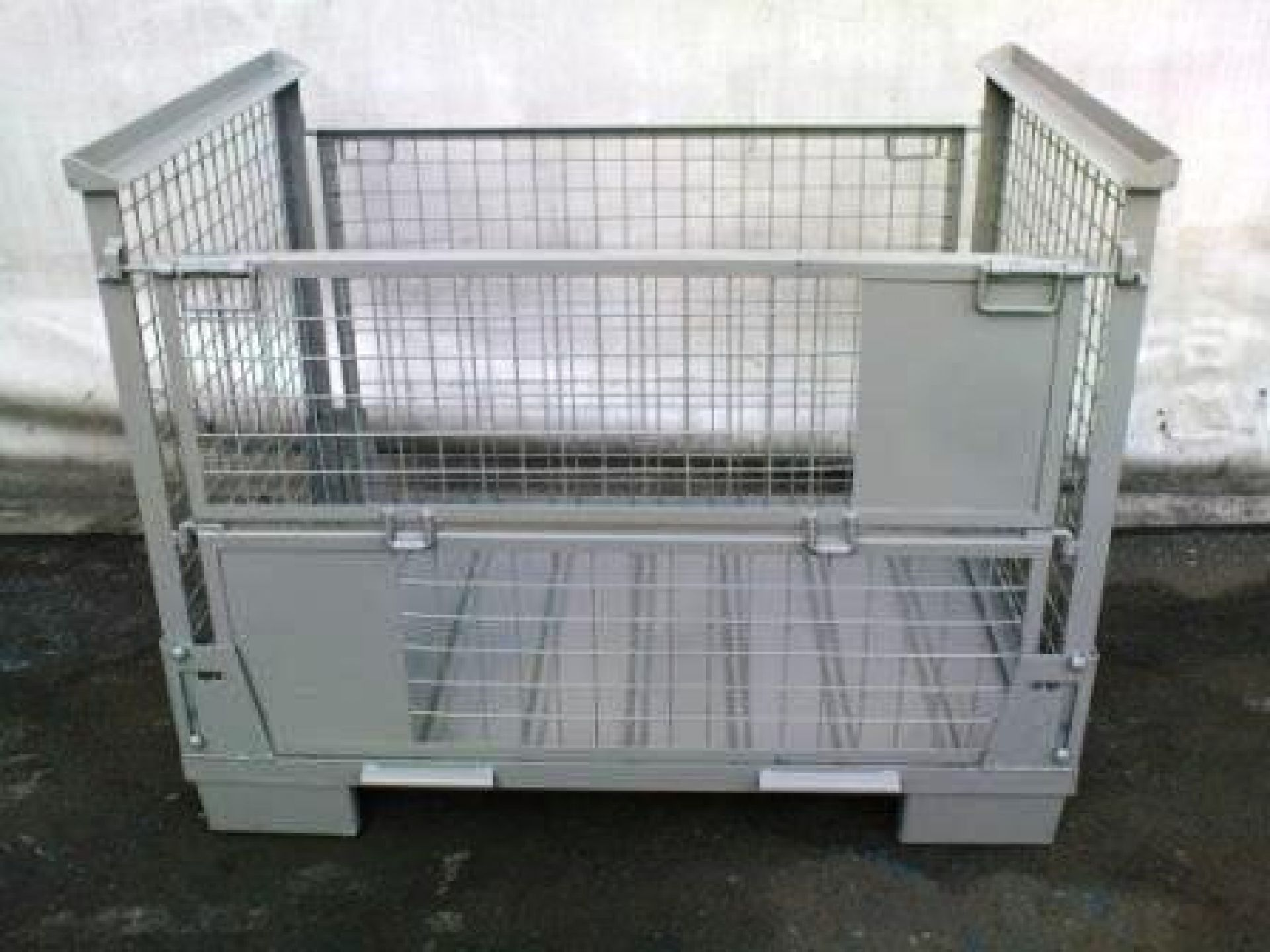 Gitterboxen faltbar ähnlich UIC
