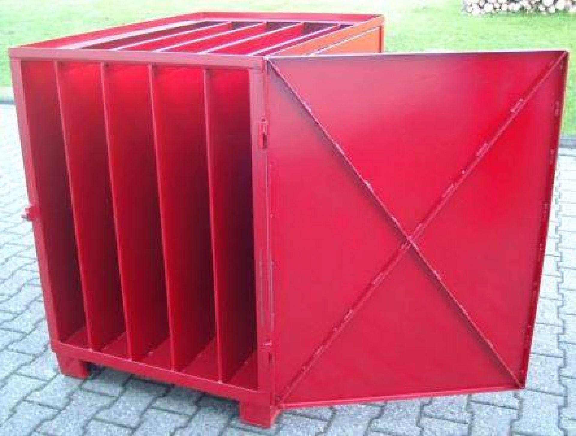 Lagerbehälter für Feuerwehrschläuche