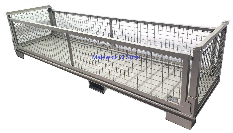 Gitterbehälter faltbar 3000x800