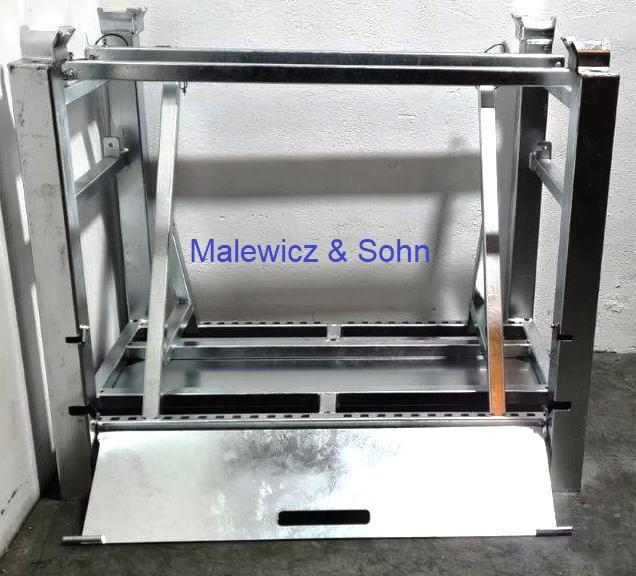 Spulengestell für Spulen Ø 640 mm