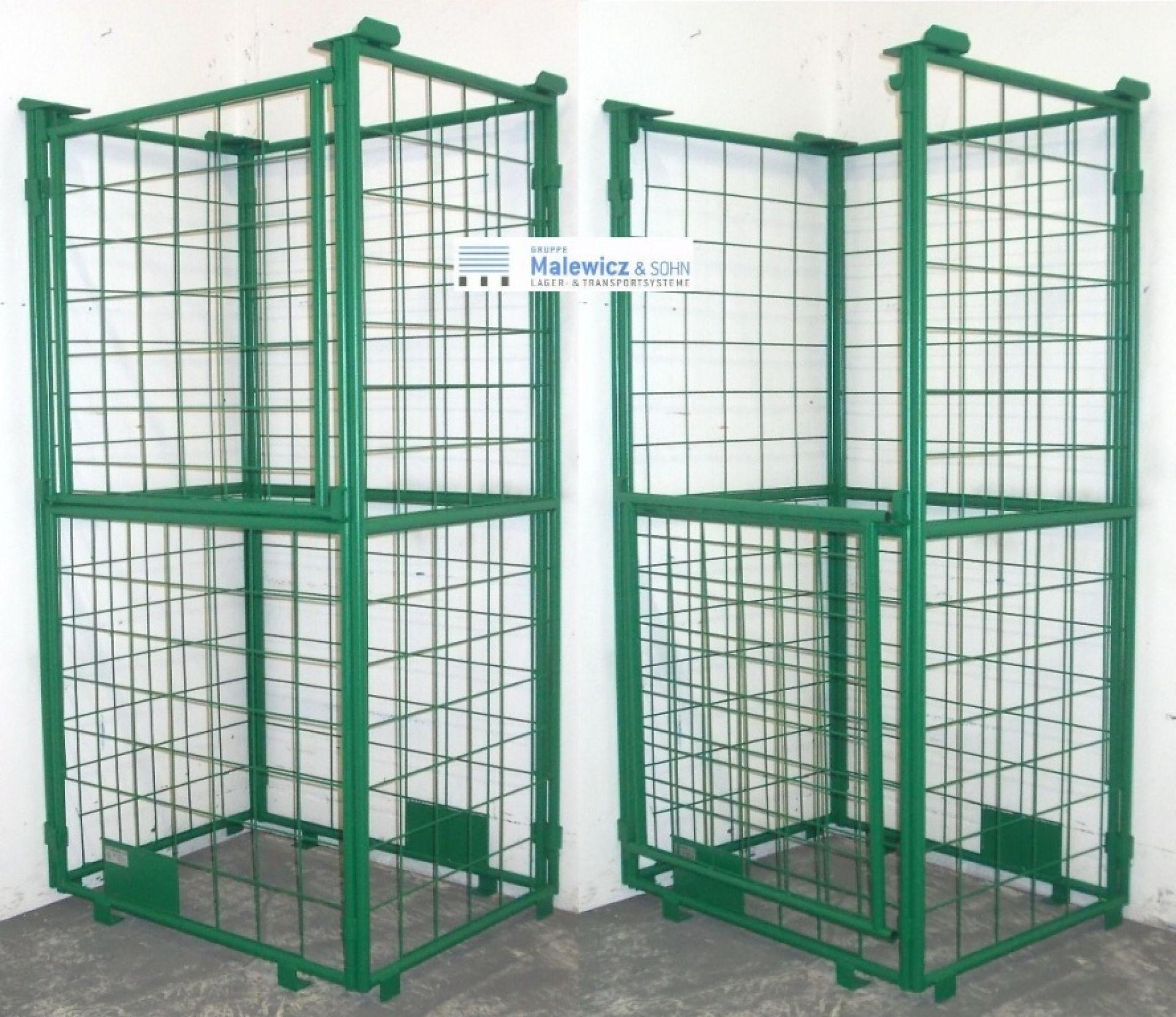 Gitteraufsatzrahmen für Sektkellerei